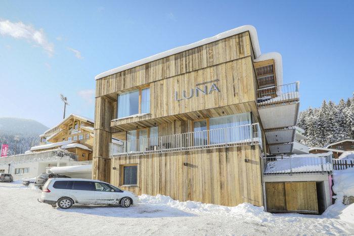 Ferienwohnungen in Flachau - Appartements LUNA