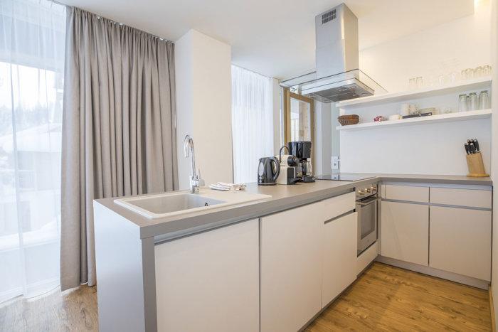 Ferienwohnung Typ A - Appartements LUNA, Flachau