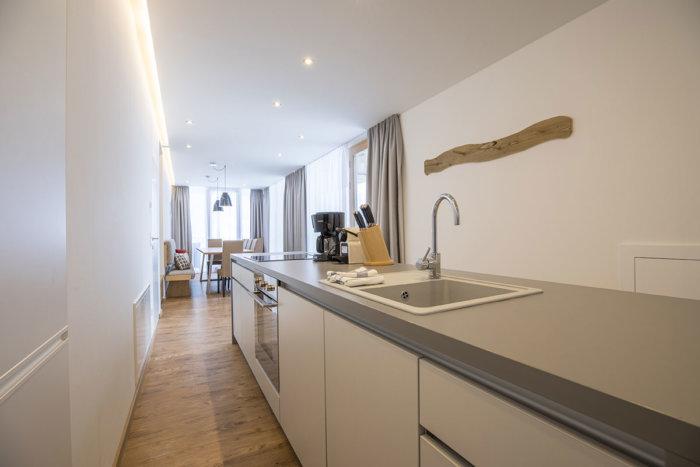 Ferienwohnung Typ B1 - Appartements LUNA, Flachau