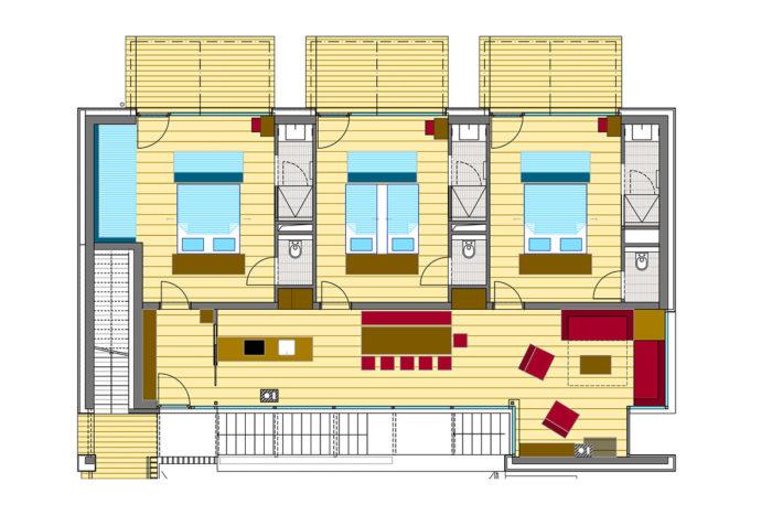 Ferienwohnunge Typ B 2 - Appartements LUNA, Flachau