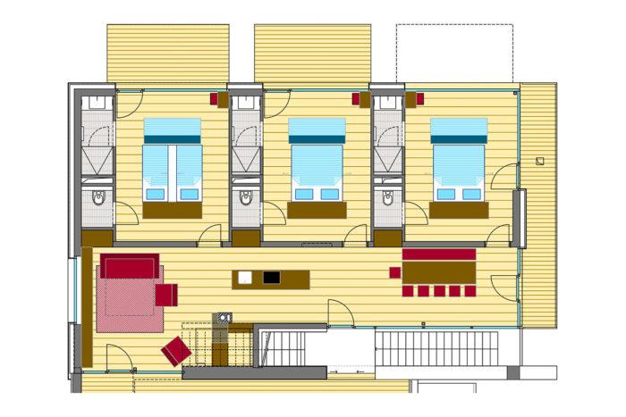 Ferienwohnunge Typ C 1 - Appartements LUNA, Flachau